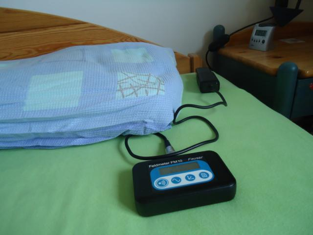 Baubiologie: Messunge Elektrosmog